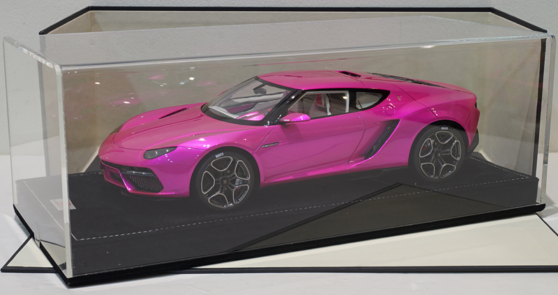 MR 1/18 Lamborghini Asterion LP910-4 Flash Pink