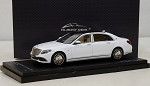Almost Real 1/43 Mercedes Maybach S-Class 2019 Diamond White