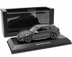 Minichamps 1/43 Audi RS 6 Avant 2020 Matt Daytona Grey