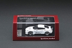 IG Model 1/64 Pandem R35 GT-R White