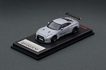 IG Model 1/64 Pandem R35 GT-R Matt Grey
