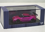 1/64 LB Works R35 GT-R Type 2 GT Wing Flash Pink