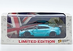 1/64 LB Works Nissan GT-R R35 Type 2 GT Wing Light Blue