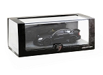 KJ Miniatures 1/64 LBWK Mercedes C63 Coupe Black
