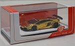 1/64 LB Works Aventador LP700-4 Chrome Gold