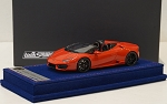 Looksmart 1/43 Lamborghini Huracan LP580-2 Spider Red