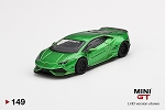Mini GT 1/64 LB Works Lamborghini Huracan Ver. 2 Green