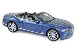 Norev 1/18 Bentley Continental GT Convertible 2019