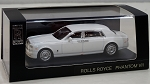 1/64 Rolls Royce Phantom VII White