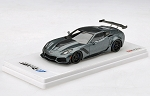 TSM 1/43 Chevrolet Corvette C7 ZR-1 Dark Grey