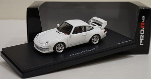 Schuco 1/43 Porsche 911 (993) Turbo 3.8 White