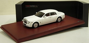TSM 1/43 Rolls Royce Phantom 2009 White
